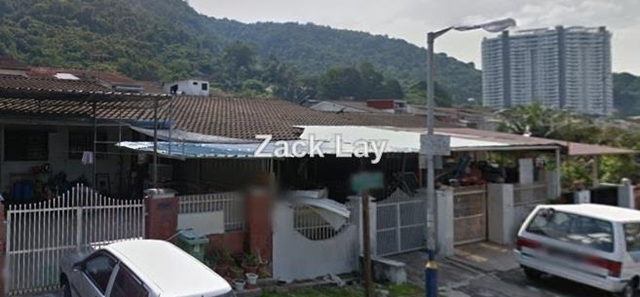Greenlane penang 1 sty terrace link house for sale for Terrace 9 penang