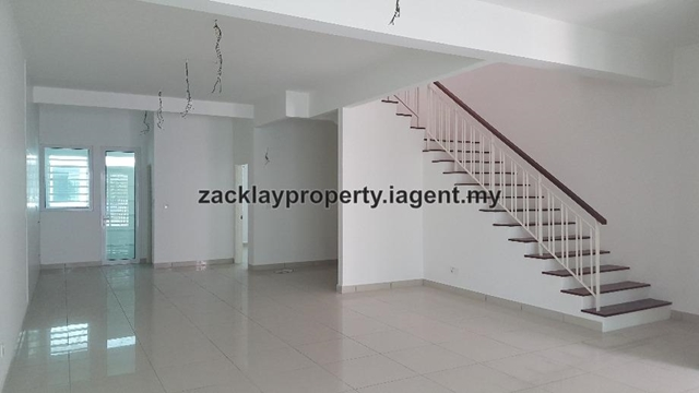 Bayan lepas 2 sty terrace link house 4 bedrooms for sale for Terrace 9 penang