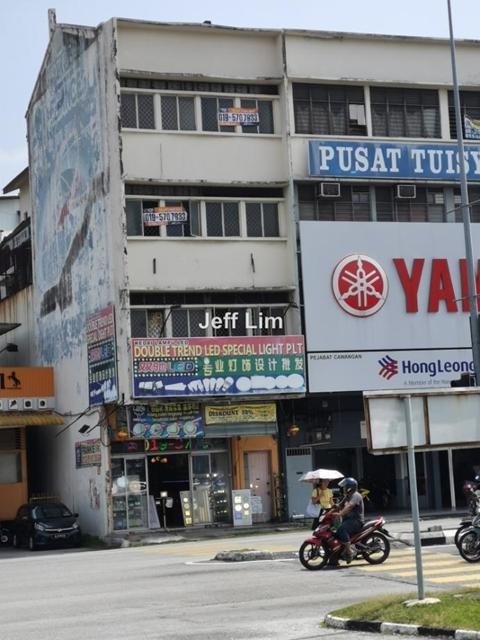 Jalan C M Yussof, Ipoh