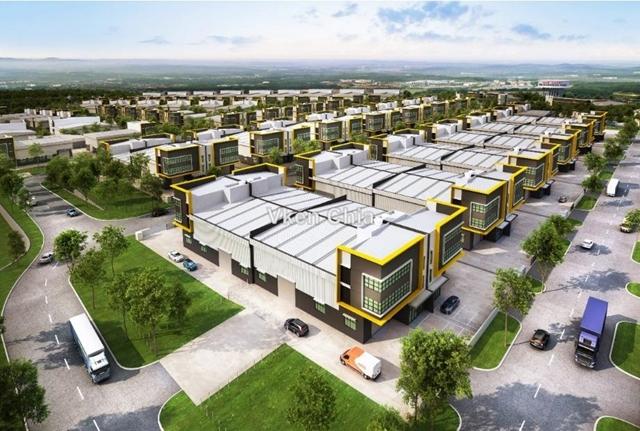 Sime Darby XME Business Park, Nilia Impian, Nilai