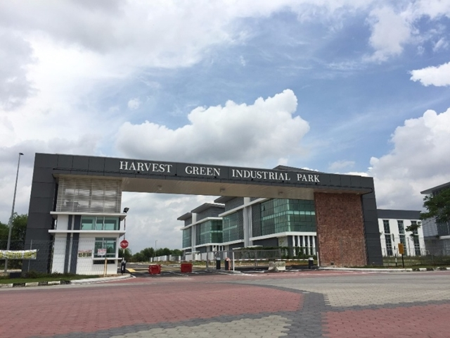 Harvest Green @ Sime Darby Business Park, Pasir Gudang