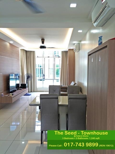 The Seed, Taman Sutera Utama, Skudai