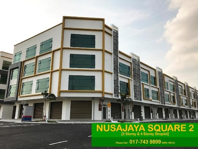Nusajaya Square 2, Nusajaya Square 2, Gelang Patah