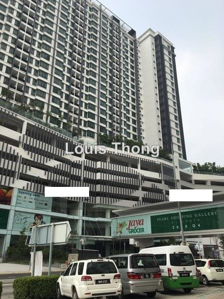 Pearl Suria Intermediate Condominium 2 Bedrooms For Rent In Jalan Klang Lama Old Klang Road
