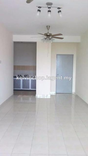 Indah Court Apartment, Taman Bukit Indah, Iskandar Puteri (Nusajaya)