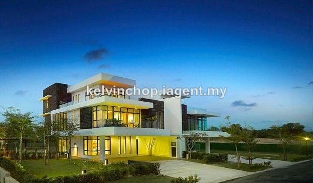 Permas Jaya ,Senibong Cove ,Straits View, Johor Bahru