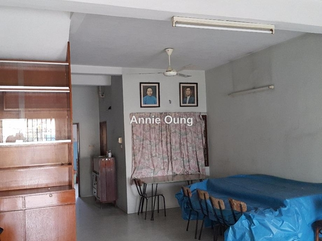 Perak road slim jeutong jelutong 2 sty terrace link house for Terrace 9 classic penang