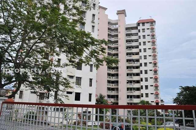Indah Bay Condominium, Tanjung Tokong, Tanjong Tokong