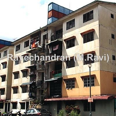 Pangsapuri Sri Nervillia, Kota Kemuning