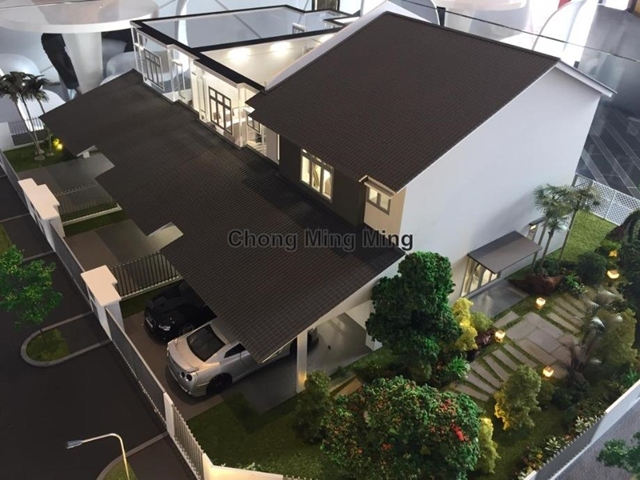 55 to OWN a 2 story house, Seremban