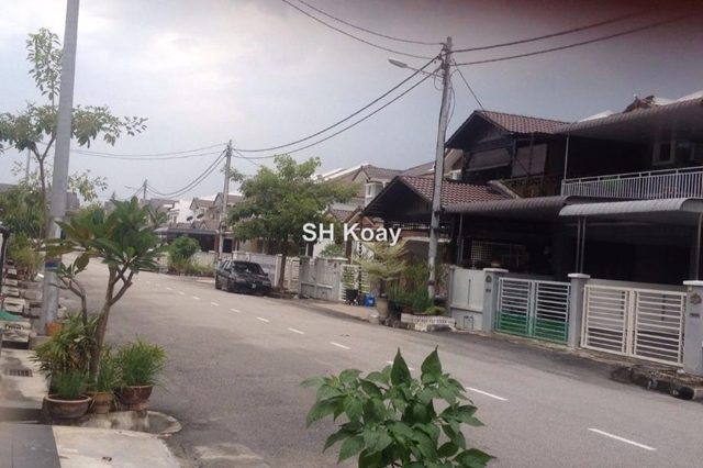 Simpang ampat 2 sty terrace link house 3 bedrooms for sale for 7 terrace penang