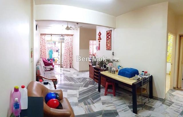 Greenview Apartment, Taman Pusat Kepong, Segambut