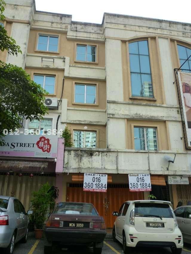 Jalan Medan Putra 3, Medan Putra Business Centre, Menjalara,, 52200, Kuala Lumpur