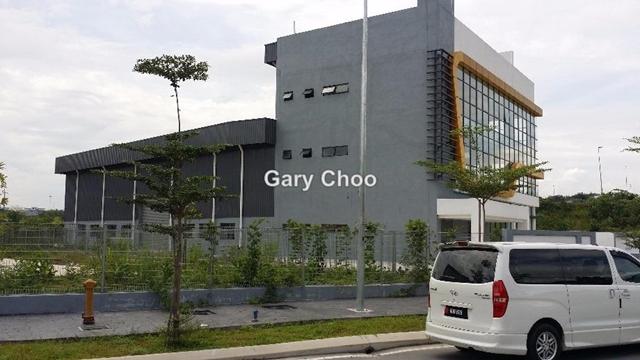 Deatched Factory, Semenyih , Kajang, Kajang
