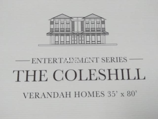 Coleshill, Eco Botanic, Iskandar Puteri (Nusajaya)