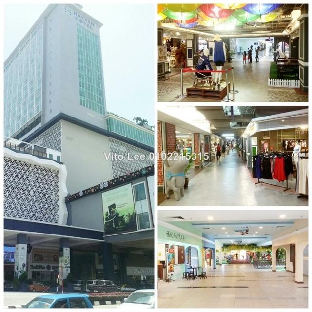Terminal Pahlawan, Melaka Raya, Melaka Tengah
