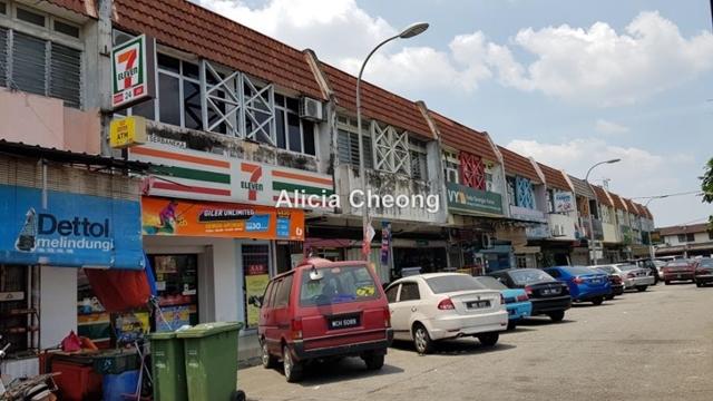 2 Sty Shop Lot at Jinjang Utara, Kepong, Selayang