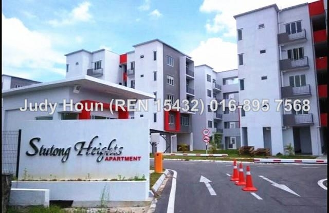 Stutong Height New Apartment Kuching Apartment 3 Bedrooms For Rent In Kuching Sarawak Iproperty