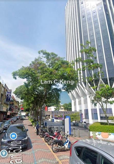 PJ new town , Petaling Jaya