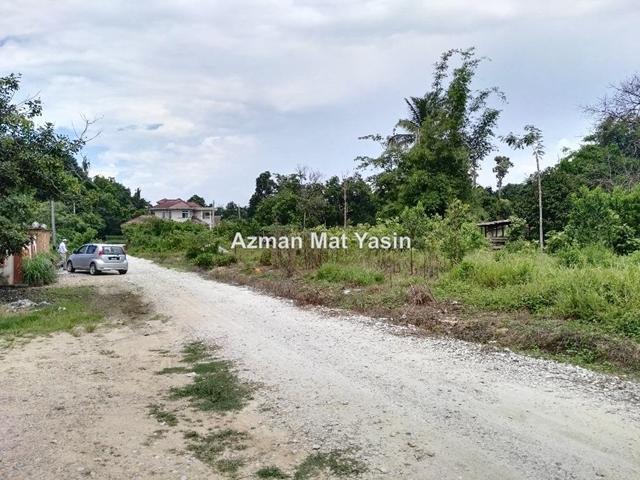 Kota Bharu, Tanah Merah