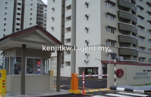 Sentul Utama Condominium, Taman Sentul Utama, Sentul