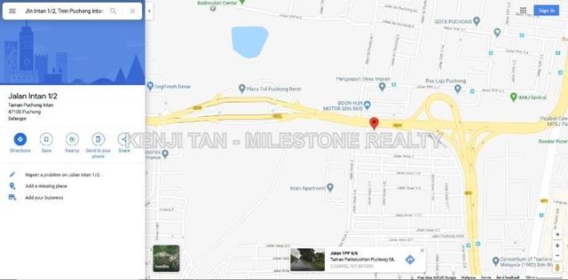 Taman Puchong Intan Flat, Taman Puchong Intan, Puchong