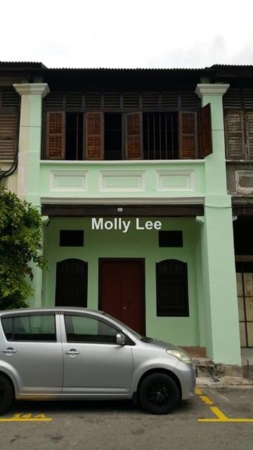 Lebuh acheh georgetown georgetown 2 sty terrace link for 7 terrace penang