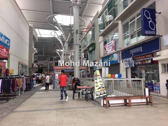 ROI 9% Bangi Gateway shopping Mall, Seksyen 15, Bandar Baru Bangi, Bangi