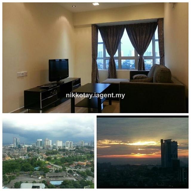 Zennith Suites (Pangsapuri Kebun Teh), Johor Bahru