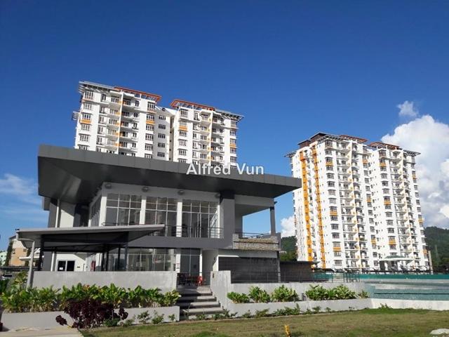 The Palm Condominium, Papar