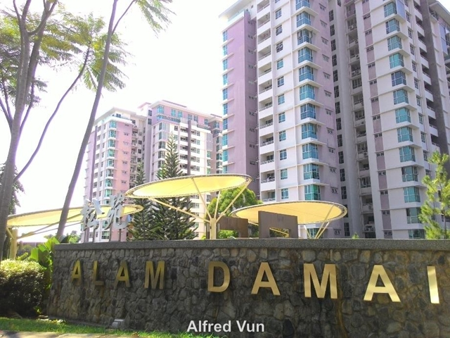 Alam Damai, Kampung Tanjung Aru Lama, Kota Kinabalu