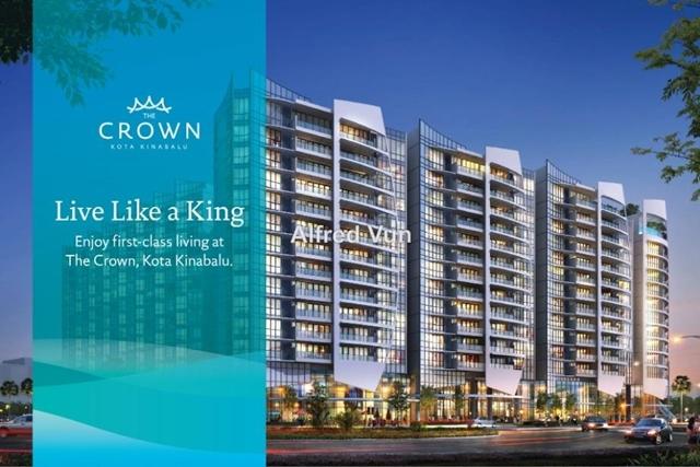The Crown, Kota Kinabalu