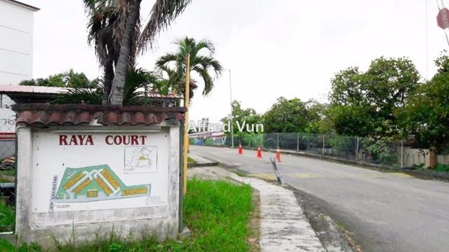 Raya Court, Taman Tuan Huatt, Kota Kinabalu