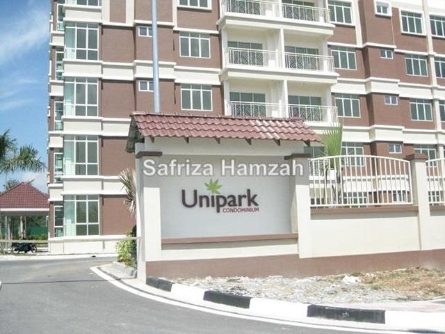 Unipark Condominium, Bangi