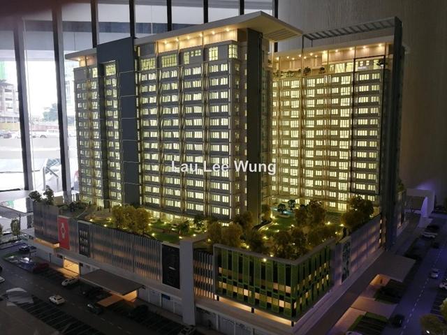 Manhattan Soho, Kuching