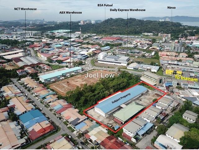 Kolombong, Kota Kinabalu