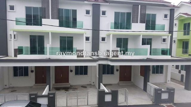 5 bedrooms 3 sty terrace link house for sale in for Terrace 9 classic penang