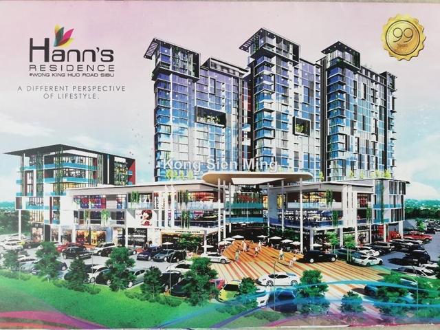 Hann's Residence, Sibu