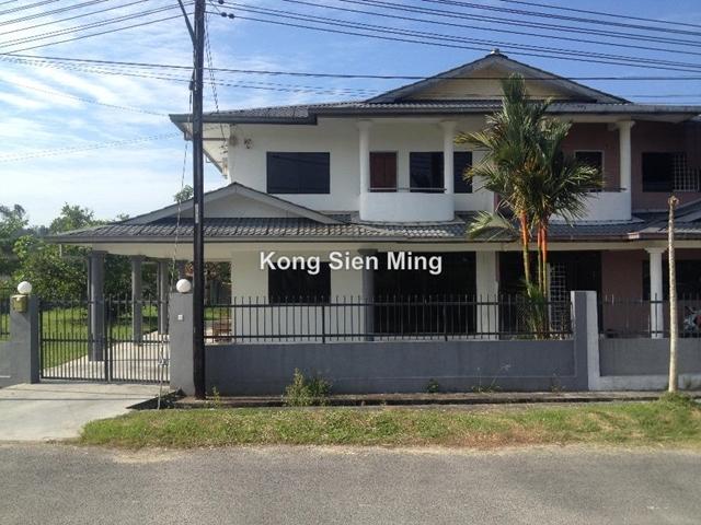 Jalan Bukit Penyau, Sibu