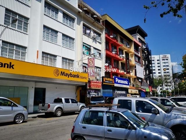 Kg.Air commercial Shoplot, Kota Kinabalu