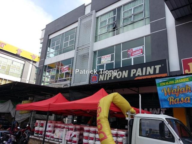 1st & 2nd Office Floor for rent @ Samarindah, Kota Samarahan