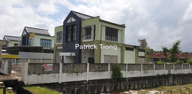 2 Storey Semi-D Light Industrial Cum Office @ Kota Sentosa, 8th Mile, Penrissen Road, Kuching