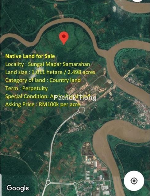 Native Land , Kota Samarahan