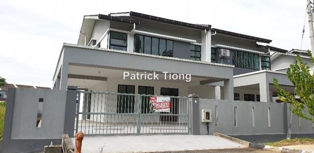 New Semi -Detached @ Jln Stapok Utama, Kuching