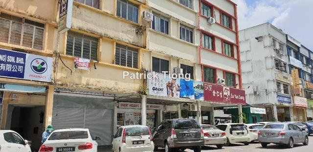 Ground floor shop for rent at Jln Song Thian Cheok, Kuching