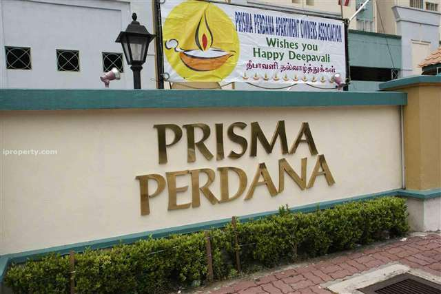 Prisma Perdana, Taman Midah, Cheras