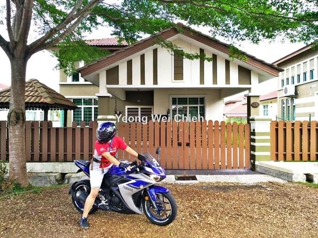1stry Bungal0w Taman Krubong Perdana , Melaka Tengah