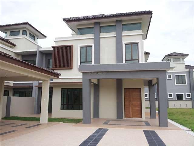 Ivory Villas Pajam Perdana College Heights Corner, Semi Detached  house, Negeri Sembilan