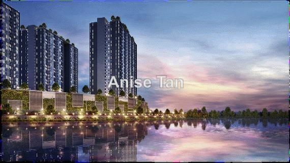 Lakefront Homes, Cyberjaya