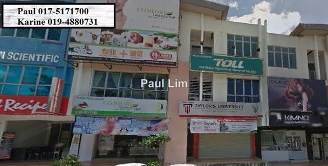 Taman Molek Shop Lot, Taman Molek, Johor Bahru